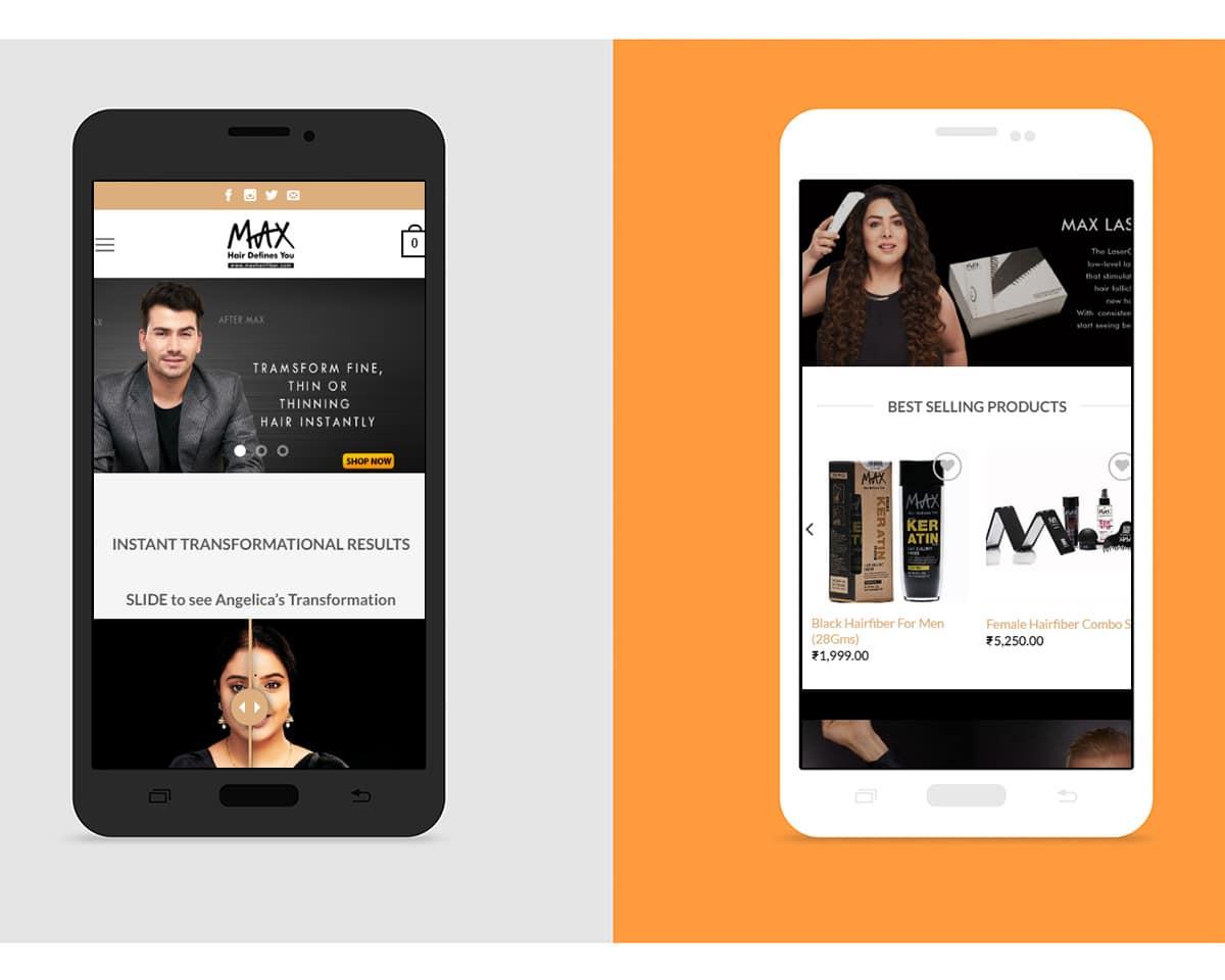 responsive design bangalore